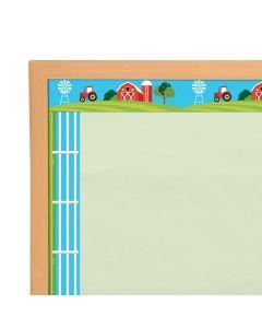 Farm Bulletin Board Borders