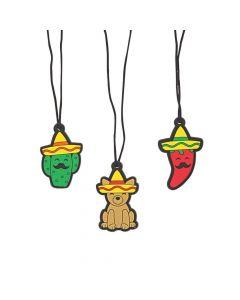 Fiesta Animal Necklaces