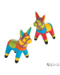 Fiesta Donkeys