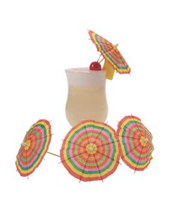 Fiesta Fringe Drink Umbrellas