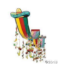 Fiesta Hanging Ceiling Decoration