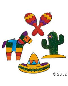 Fiesta Suncatchers