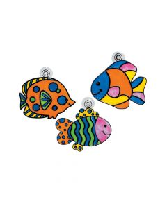 Fish Suncatchers