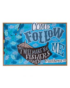 Fishers of Men Bulletin Board Set
