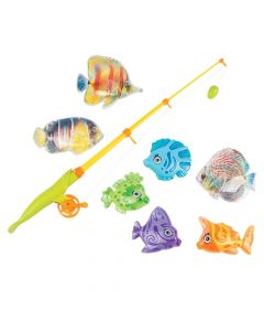 Fishing Game with Magnets