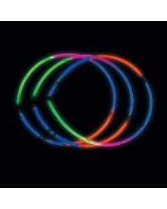 Five-color Glow Necklaces