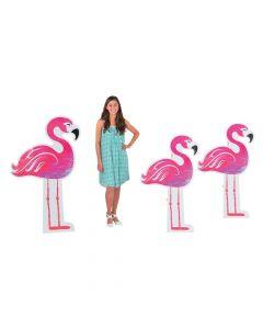 Flamingo Stand-ups