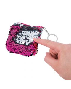 Flipping Sequins Coin Purses