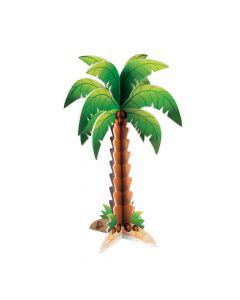 Foam Palm Tree Centerpiece