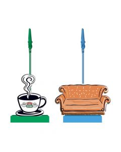 FRIENDS™ Central Perk Photo Clip Holders