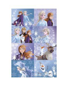 Frozen 2 Lenticular Stickers