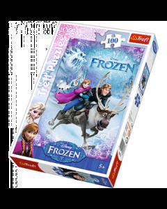Frozen 2  Puzzle 100 PC