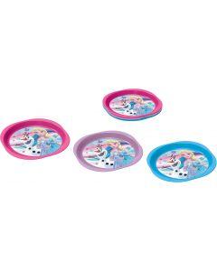 Frozen 3 PCS Picnic PP Plate Set