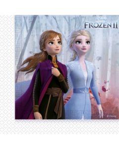 Frozen II Sparkle  Napkins