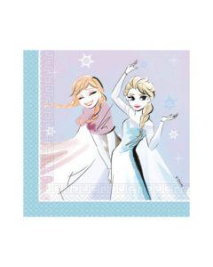 Frozen Sparkle Paper Napkins