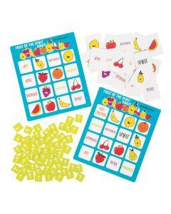 Fruit of the Spirit Bingo Game