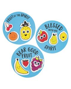 Fruit of the Spirit Magnet Craft Kit