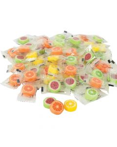 Fruit Slices Hard Candy