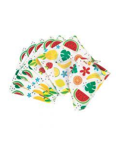 Fun Fruit Bandanas