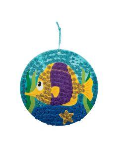 Glitter Fish Mosaic Craft Kit