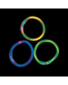 Glow Swizzle Bracelets