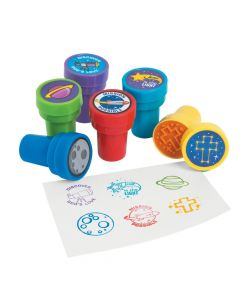 God's Galaxy VBS Stampers