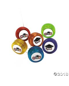 Graduation Mini Yo-yos