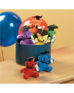 Graduation Stuffed Bears