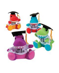 Graduation Stuffed Dinosaurs