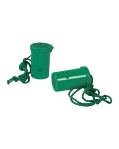 Green Air Blaster Horns