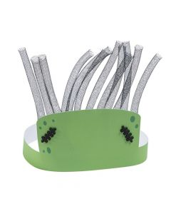 Green Monster Headband Craft Kit