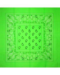 Green Neon Bandana
