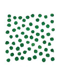 Green Paper Confetti