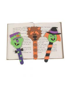 Halloween Character Bookmark Craft Kit
