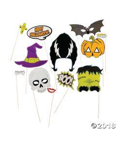 Halloween Photo Stick Props
