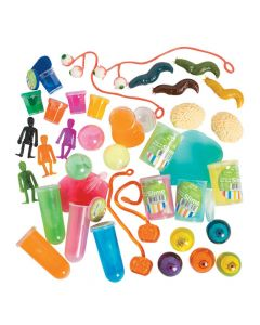 Halloween Sticky Toy and Slime Assortment