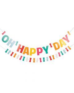 Happy Day Garland