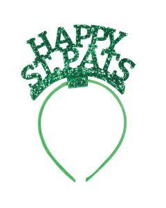 Happy St. Patrick's Day Headbands