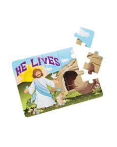 """He Lives!"" Puzzles"