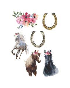 Horse Cutouts