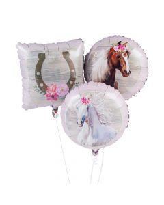 "Horse Party 18"" Mylar Balloons"