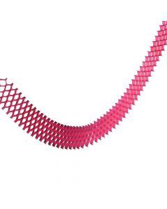 Hot Pink Net Garland