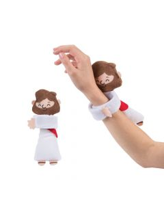 Hugging Plush Jesus Bracelets