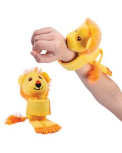 Hugging Stuffed Lion Bracelets