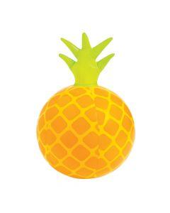 "Inflatable 11"" Pineapple Medium Beach Balls"