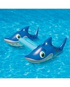 Inflatable Banzai Swim with Shark Friends