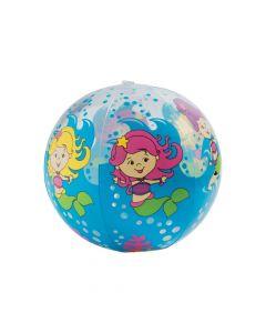 Inflatable Mermaid Beach Balls
