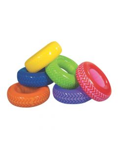 Inflatable Obstacle Course Tire Set