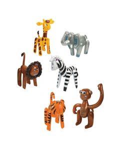 Inflatable Zoo Animal Assortment
