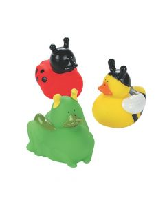 Insect Rubber Duckies